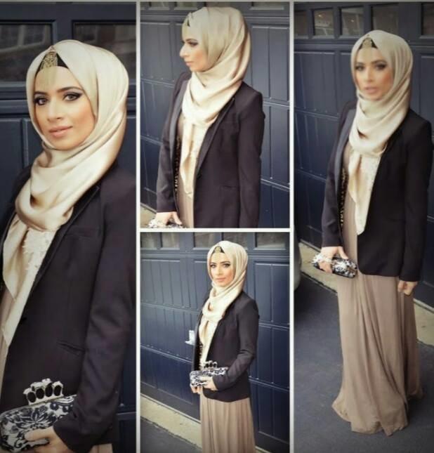 صور اكسسوارات #الحجاب للمحجبات #موضه #ستايل -5