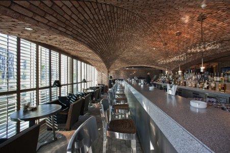 مطعم يبار ياس آيلاند روتانا، جولف بلازا، جزيرة ياس، #أبوظبي