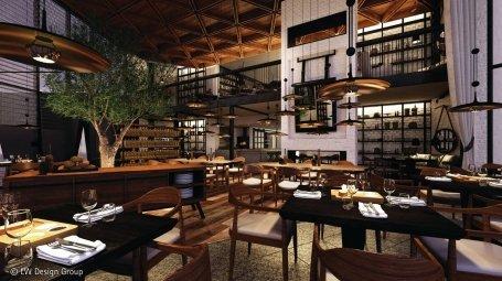 مطعم ماركت كيتشن - فندق رويال مريديان - شارع خليفة - المركزية #أبوظبي