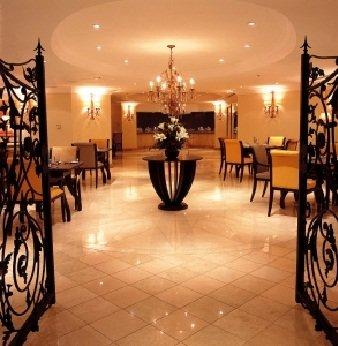 مطعم لا فيراندا شيراتون الخالدية، #أبوظبي