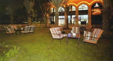 مطعم لو بولانجر - طريق المرور طريق المرور خلف مشرف مول، #أبوظبي