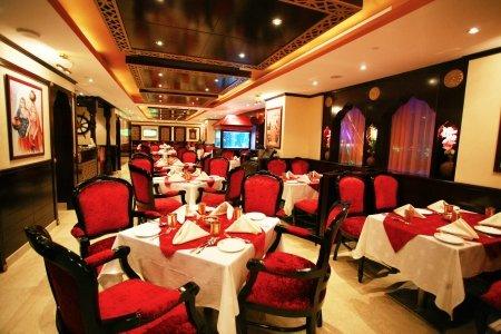 مطعم ماهراجا بالاس - فندق رامي روز فندق رامي روز، طريق أولد باسبور، شارع الفلاح، بجانب T، #أبوظبي