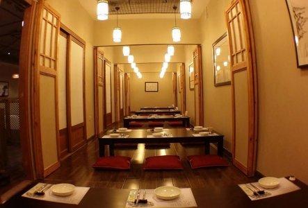 مطعم مادانج الكوري - نادي الغزال للجولف - بالقرب من صالة2 -مطار أبوظبي الدولي - مدينة مصدر #أبوظبي