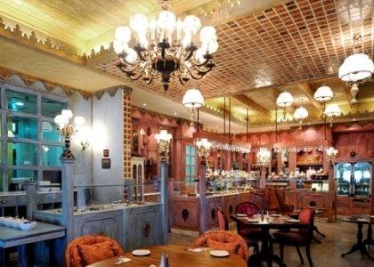 مطعم شكسبير أند كومباني - السعديات مول - منتجع سانت ريجيس جزيرة السعديات #أبوظبي
