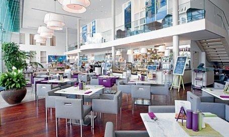 مطعم فنر - جزيرة السعديات #أبوظبي