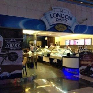 مطعم لندن دايرى ردهه الطعام المستوى 2-مارينا مول-مارينا فيلاج، #أبوظبي