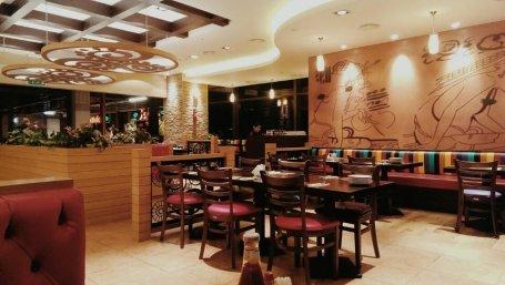 مطعم كنتينا مرياشى-مركز التجاره العالمى مستوى 2، مركز التجارة العالمي مول، السوق المركزي ، المركزية، #أبوظبي