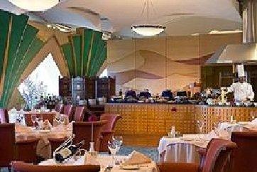 مطعم لو بلفيديري ميركيور جراند جبل حفيت،، #أبوظبي