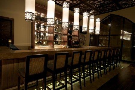 مطعم بار ليالي فندق تلال ليوا، ليوا، #أبوظبي