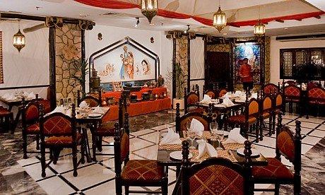 مطعم طنجور منتجع دانات العين، العين، #أبوظبي