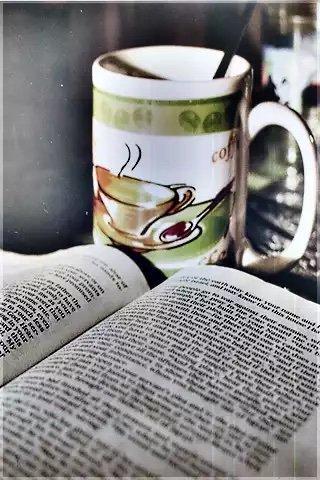 #خلفيات جوال #قهوة #صباح_الخير - صورة ٨