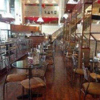 كافيه توليدو الطابق الثاني، مركز تسوق الزاهية، مقابل لو ميريديان ، الزاهية، #أبوظبي