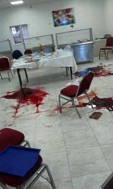 موقع تنفيذ حادثة الموقر في #الأردن