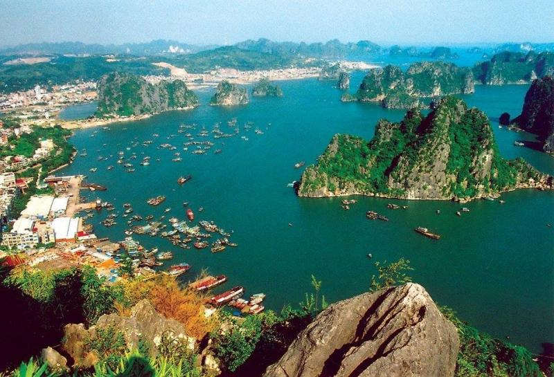 جمال الطبيعة فى #فيتنام-1