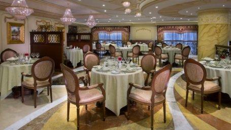 مطعم باروكو فندق رويال روز، 302 شارع #الشيخ_زايد 1 ( إلكترا / 7 )، #أبوظبي