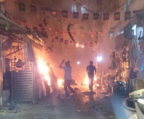 لبنان 41 شهيداً و181 جريحاً حتى الآن في #تفجيري_برج_البراجنة في الضاحية الجنوبية لـ #بيروت