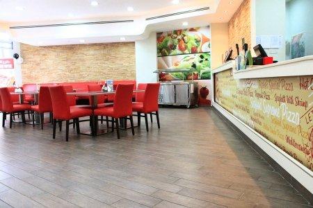 #مطعم فيجاروز بيتزا - العين مول الطابق الثاني، ردهة المطاعم، العين مول، سنترال ديستريكت، #أبوظبي