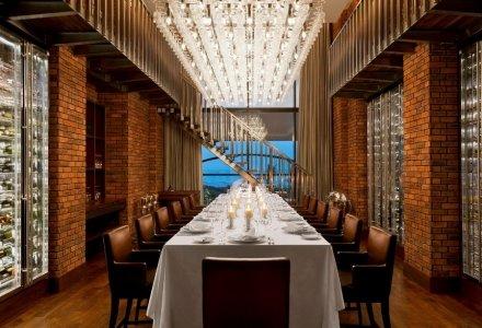 مطعم 55 أند فيفث، ذا جريل سانت ريجيس السعديات أيلاند ريزورت ، جزيرة السعديات، #أبوظبي