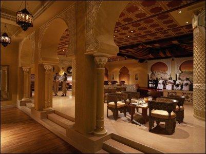 مطعم مراكش فندق ميلينيوم أبوظبي، شارع خليفة، #أبوظبي