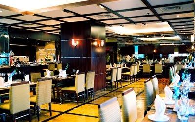 مطعم شانجهاي سيربرايز فندق الديار كابيتال، منطقة النادي السياحي، #أبوظبي