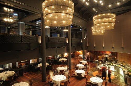 مطعم شماس إنتركونتيننتال أبوظبي، البطين، #أبوظبي