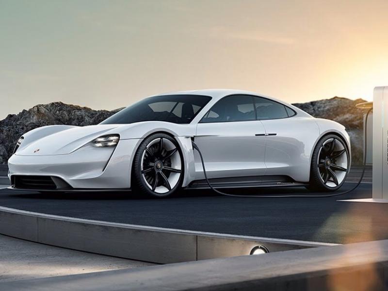 #بورش تطلق مشروع سيارتها الكهربائية الأولى Mission E في #ألمانيا - #سيارات صورة ١