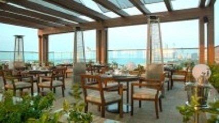 مطعم ازورا سانت ريجيس، الكورنيش، المركزية، #أبوظبي
