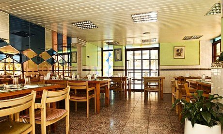 مطعم أبو شقرة المركزية غرب، #أبوظبي