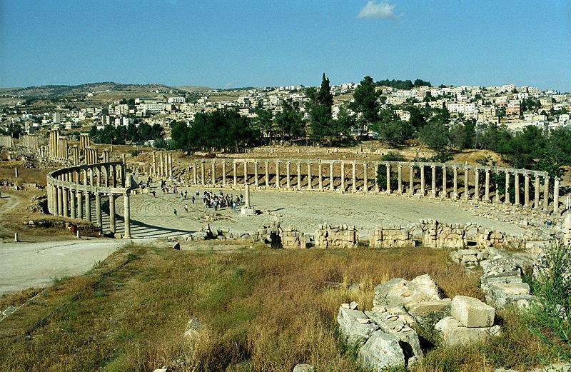 مدينة جرش # الأردن -3