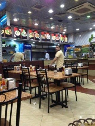 مطعم الفوار شارع السلام-المطر، #أبوظبي