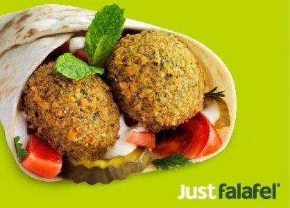 مطعم جست فلافل-مول دالما مستوى 2 ، منطقة الأغذية ، دلما مول، المصفح، #أبوظبي