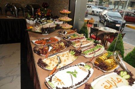 مطعم جار القمر شارع الاستقلال، #أبوظبي