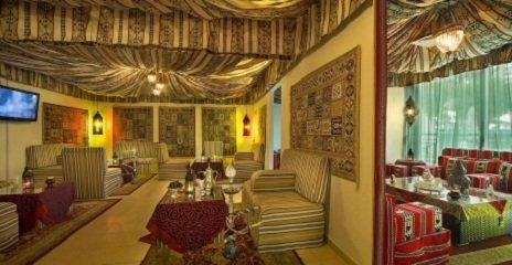 مطعم وناسة فندق الراحة بيتش، شاطئ الراحة، #أبوظبي