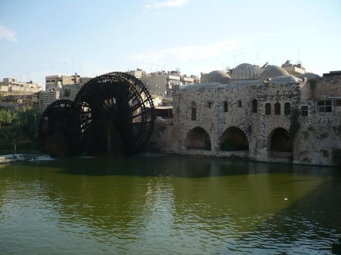 نهر العاصي #سوريا -1