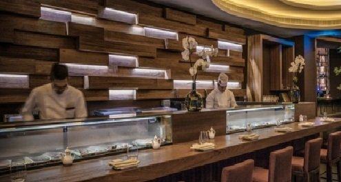 مطعم كوي المجموعة في منتجع سانت ريجيس أيلاند، #أبوظبي