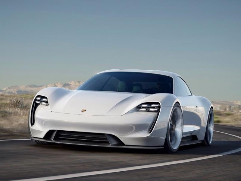 #بورش تطلق مشروع سيارتها الكهربائية الأولى Mission E في #ألمانيا - #سيارات صورة ٢
