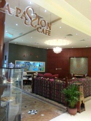 مقهي لو باشن جزيرة ريم، #أبوظبي