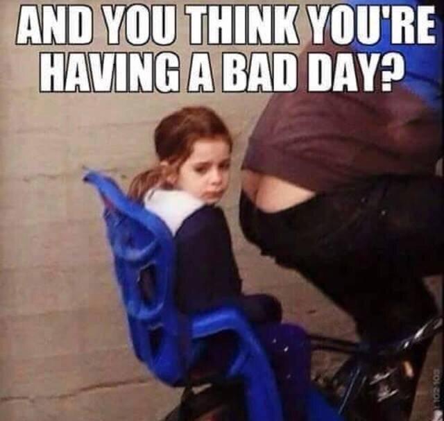 لو توقعت إنه يومك سيء شوف يوم غيرك
