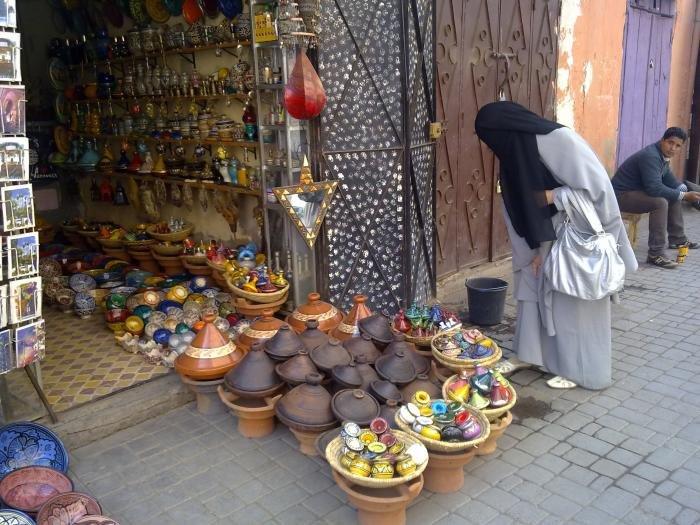 قصر الباهية  في #المغرب -1