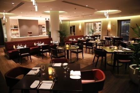 #مطعم بوتشا فندق هيلتون أبوظبي، الكورنيش، الخبيره، #أبوظبي