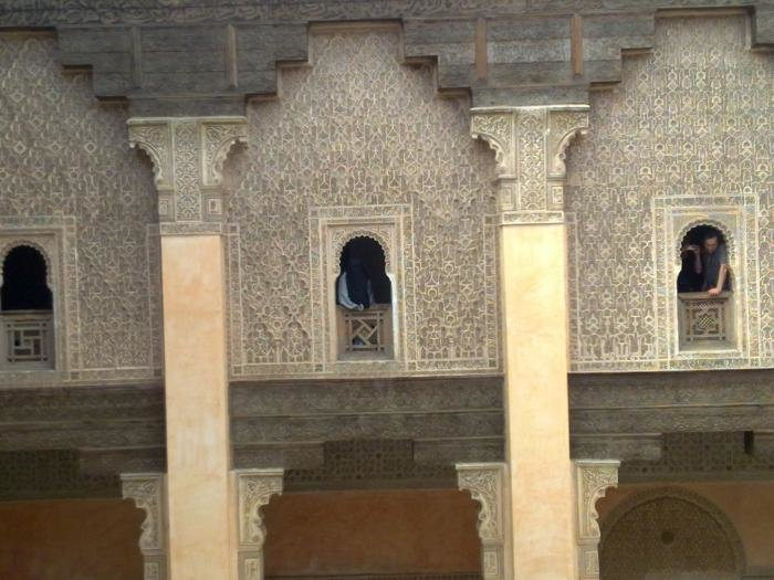 قصر الباهية  في #المغرب - 3