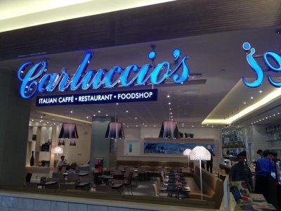 #مطعم كارلشيوس-الجاليريا مستوى 2، شمال شرفة مقهى ، غاليريا مول على جزيرة مرايا، #أبوظبي