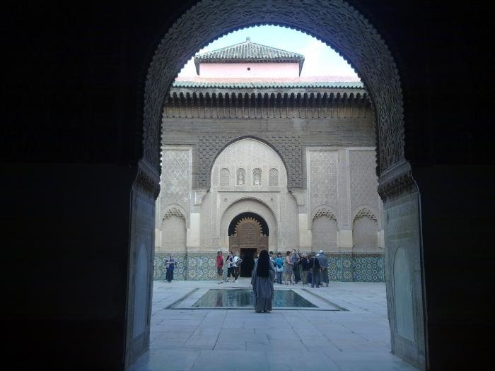 قصر الباهية في #المغرب -2