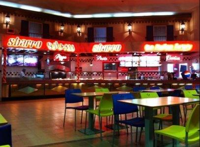 #مطعم سبارو منطقة المطاعم ، مارينا مول، قرية مارينا، #أبوظبي