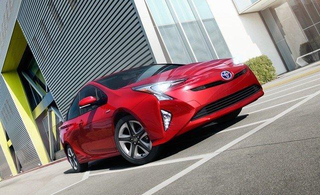 سيارة #تويوتا #بريوس #Toyota #Prius موديل ٢٠١٦ - #سيارات صورة ٦