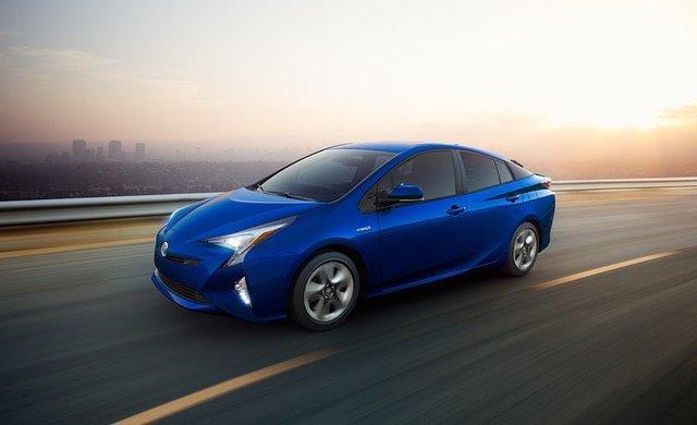 سيارة #تويوتا #بريوس #Toyota #Prius موديل ٢٠١٦ - #سيارات صورة ٥