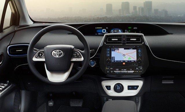 سيارة #تويوتا #بريوس #Toyota #Prius موديل ٢٠١٦ - #سيارات صورة ٢