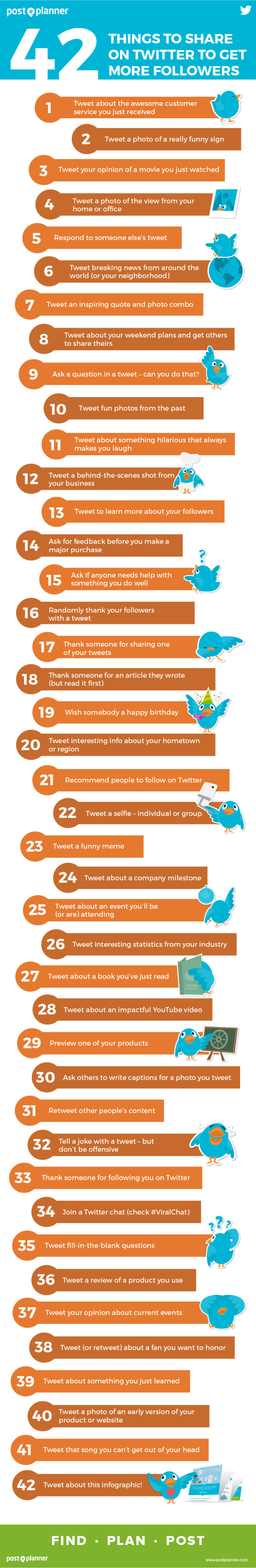 how to get more followers on #Twitter #Infographic #SMM