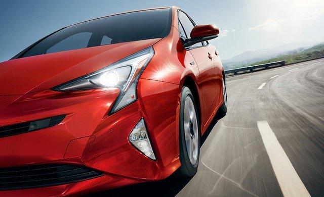 سيارة #تويوتا #بريوس #Toyota #Prius موديل ٢٠١٦ - #سيارات صورة ١