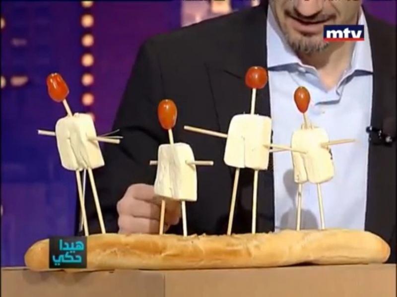 عادل كرم في برنامجه هيدا حكي يركب موجة التعليق على #أحلام